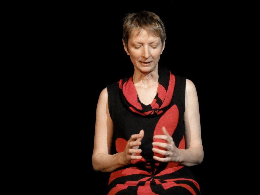 Marie-Christine Loubris - Portrait 2